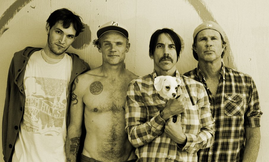 Red Hot Chili Peppers Announce Concert For Bernie Sanders, Give Big Update On New Album https://t.co/4JEkv7CMOz https://t.co/IUF1TCxx8o