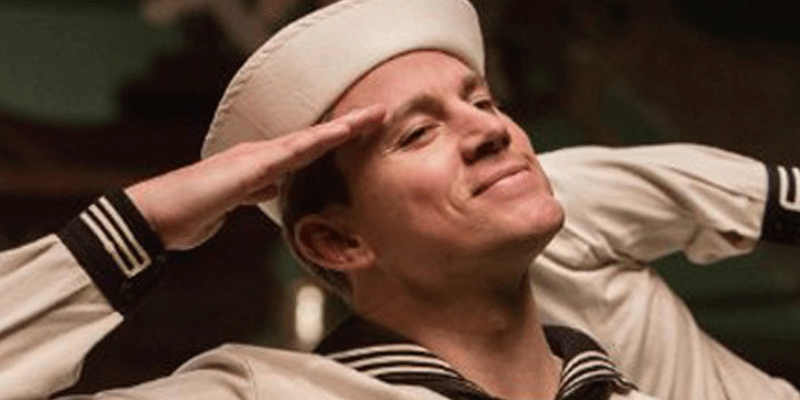 Channing Tatum's hurdles of learning to sing, tap for @HailCaesarMovie prove he's human
