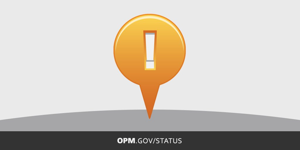 01/27 Fed offices in DC area have 3hr delay w/opt for unscheduled leave/telework https://t.co/xZnAHqggkV https://t.co/zfPNsYvZMI