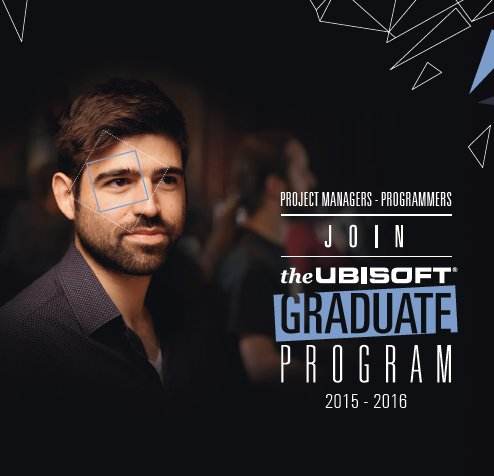 Join 3 Ubisoft Grads now for a special Q&A & learn more about our Graduate Program >> https://t.co/RIJVeUh21w || https://t.co/LjK854Hu7J