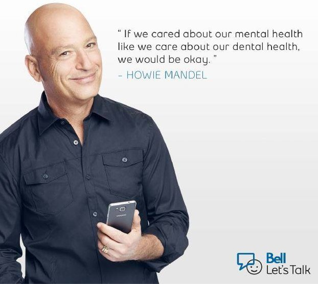 "Tweet your heart out! It's #BellLetsTalk Day! Tweet using ""#BellLetsTalk"" and 5¢ goes to Mental Health Initiatives! https://t.co/RR3p1cqrP7"