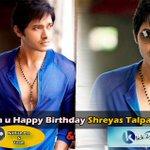 RT @chennainithish: Wish U Happy Birthday #ShreyasTalpade  Nithish Pro & Team https://t.co/84tldldHQs https://t.co/37iiWHVsuB