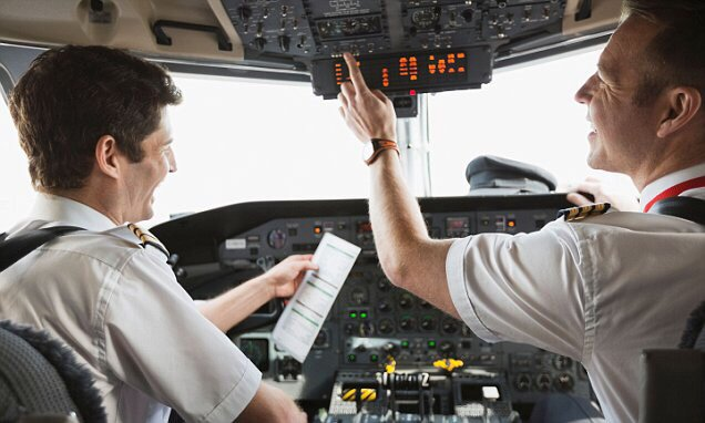 British Airways pilots reveal the three items you should ALWAYS pack