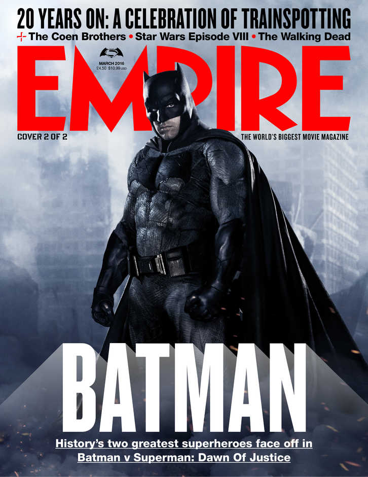 Темный рыцарь и Человек из стали на обложках свежего выпуска Empire https://t.co/WoZlQiQZeY