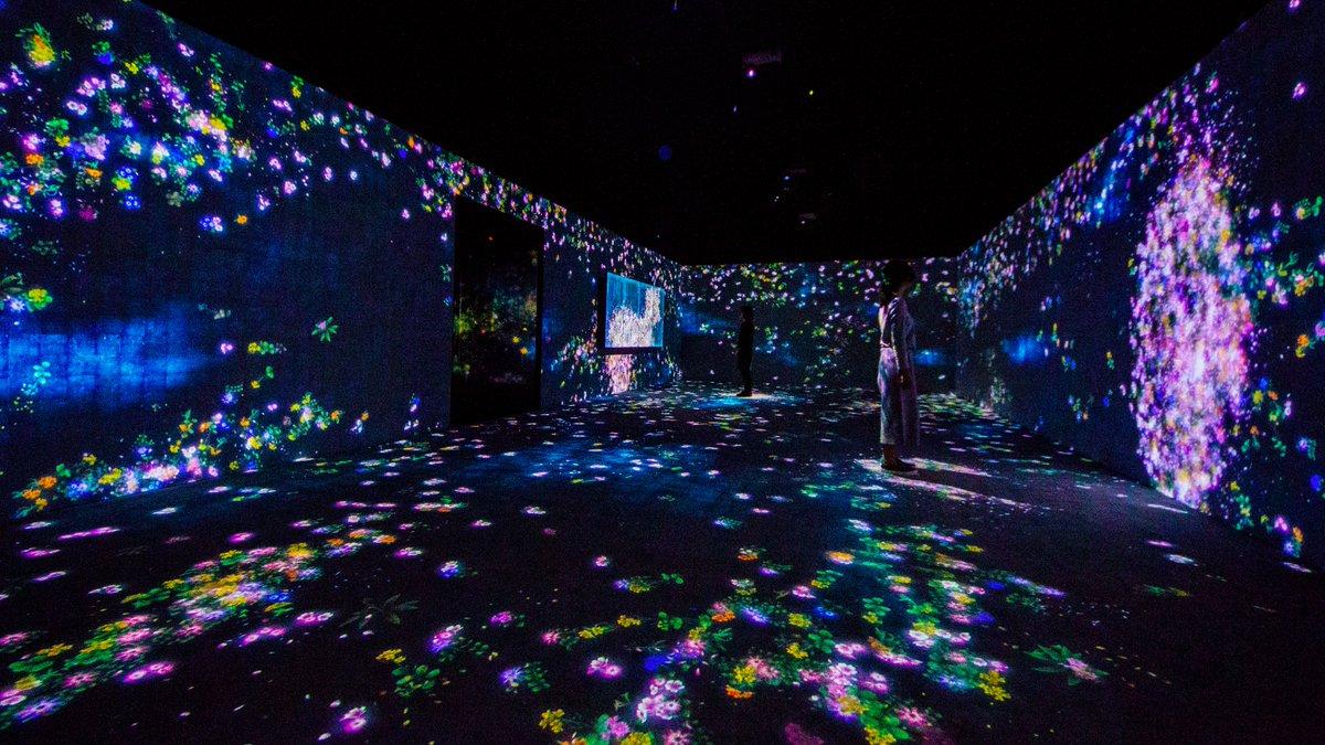 関西初!ひらかたパーク(大阪)にて大規模展覧会「チームラボアイランド 踊る!美術館と、学ぶ!未来の遊園地」を開催。3/12~6/6 https://t.co/9YkqfUub9h https://t.co/yJGKdLeg4Z
