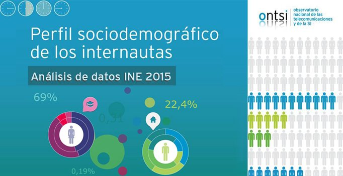 ¡NUEVO!! ¡Ya está disponible el Perfil sociodemográfico del Internauta! ¡No te lo pierdas! https://t.co/U05N0gac3V https://t.co/aq4v7cJ9HJ