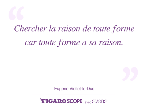 citation eug ne viollet le duc nous offre la citation du