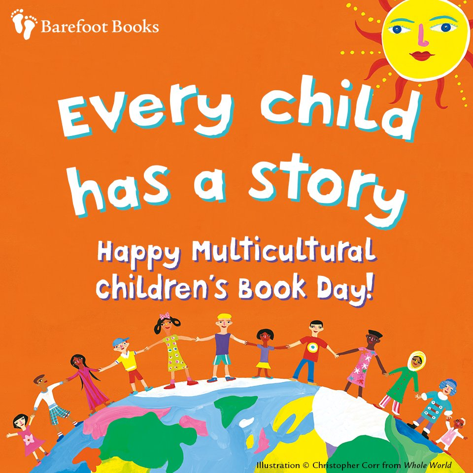 Happy Multicultural Children's Book Day! #ReadYourWorld #MCCBD2016 https://t.co/4ZVzrIfhgd