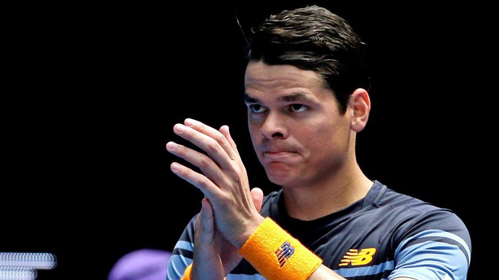 Still undefeated in 2016 & into his 2nd Grand Slam semifinal! Raonic def. Monfils 6-3, 3-6, 6-3, 6-4. #BellLetsTalk https://t.co/37FTTiqZiz