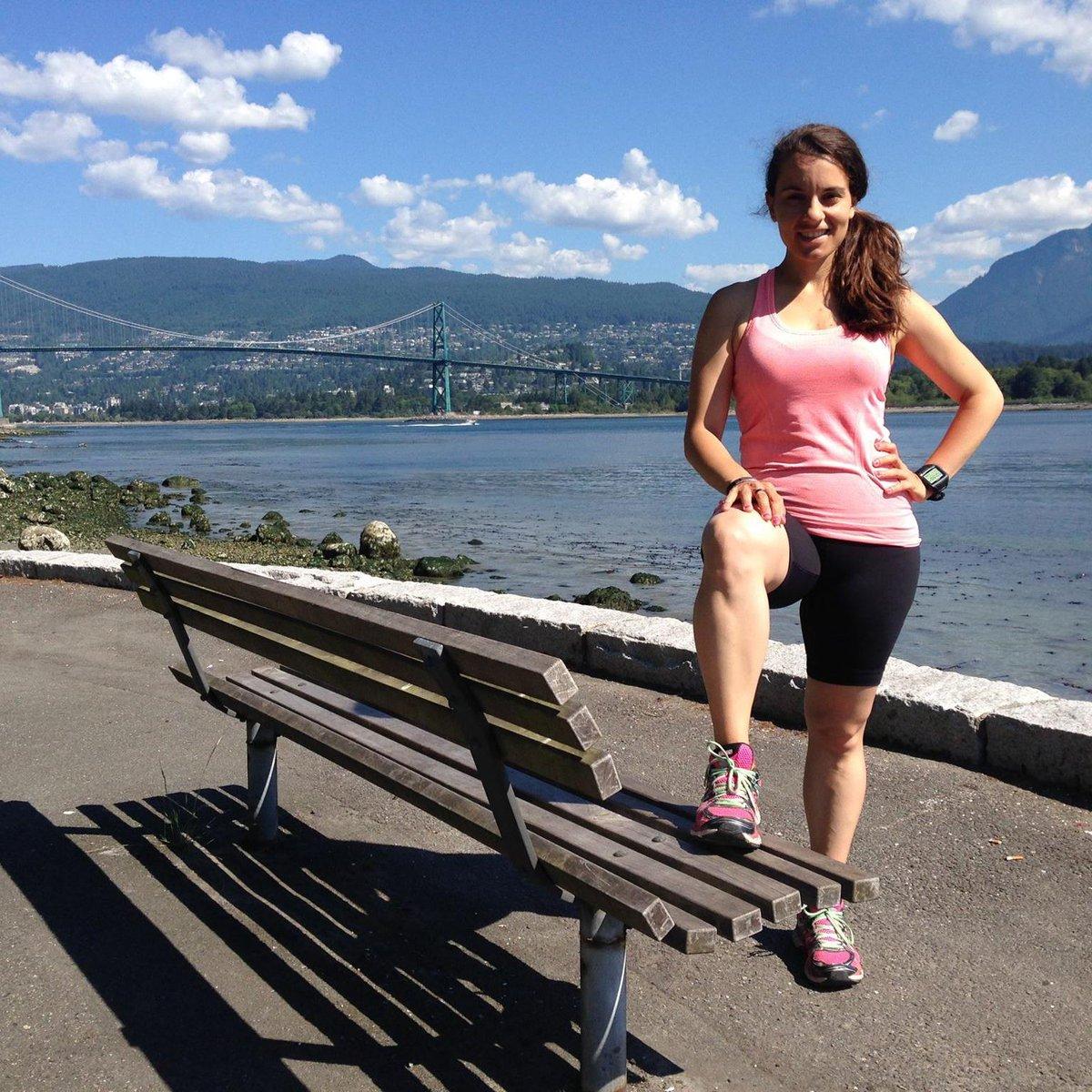 Running is good for your mental health: @jennapettinato's story. #LetsTalk https://t.co/uTQqmM7aKM @Bell_LetsTalk https://t.co/UkpaKPcssa