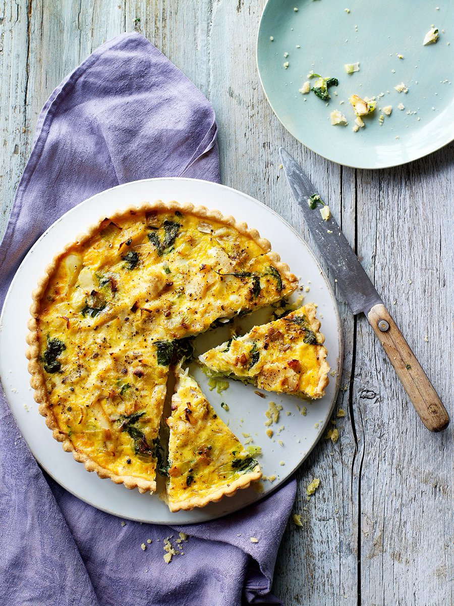 RT @JamieMagazine: Leeks are in season now - let 'em shine in this smoked haddock tart from our new issue https://t.co/VvMEo2pyXb https://t…
