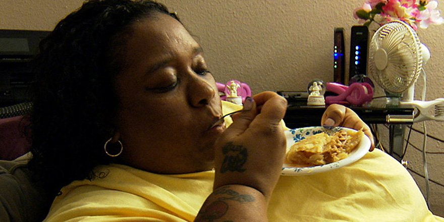 June McCamey says 'I'm living in a nightmare'  on @TLC's My 600-lb Life