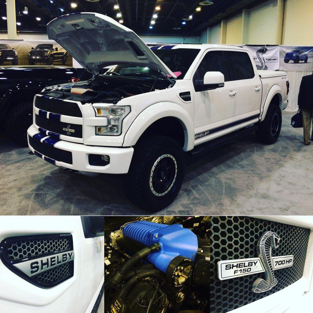 700HP @Ford F150? Yes please. #HOUAutos #HoustonAutoShow #GMCHouston #FordTX https://t.co/jCIe2YdRMP