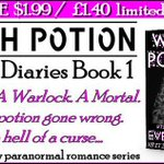 $1.99 ✨❇WITCH #POTION❇✨ (#Witch Diaries 1) #paranormal` ►https://t.co/EE9eek7NUx ►https://t.co/KIivvZeHpS https://t.co/hRTJ8ilTap