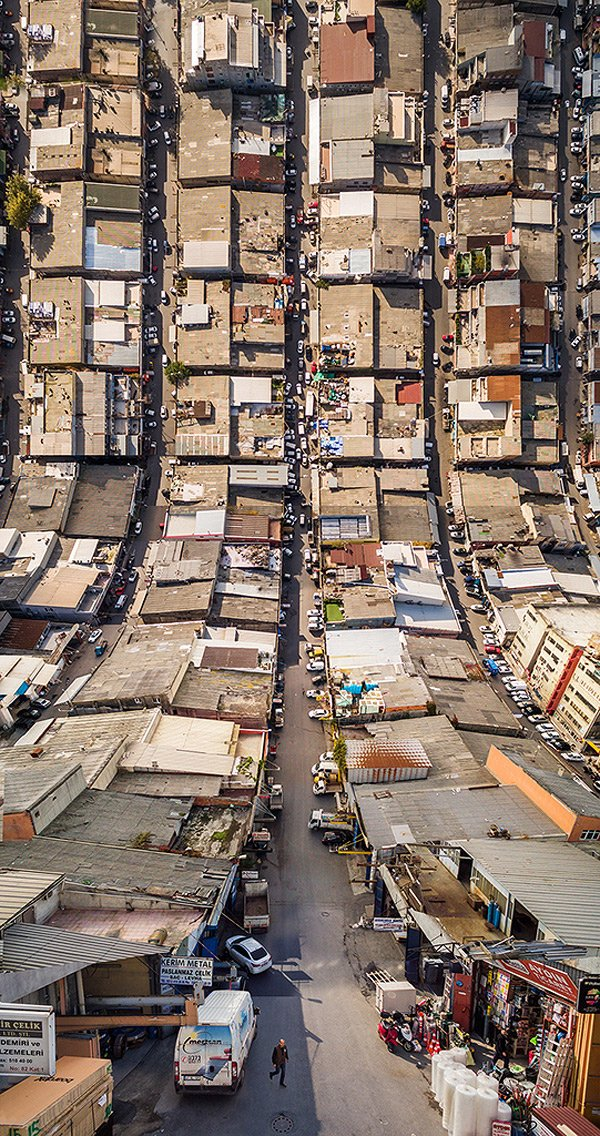 Great use of Drone Photography. Warped landscapes.  https://t.co/8TamNXBRIK https://t.co/fi48mwLPyo
