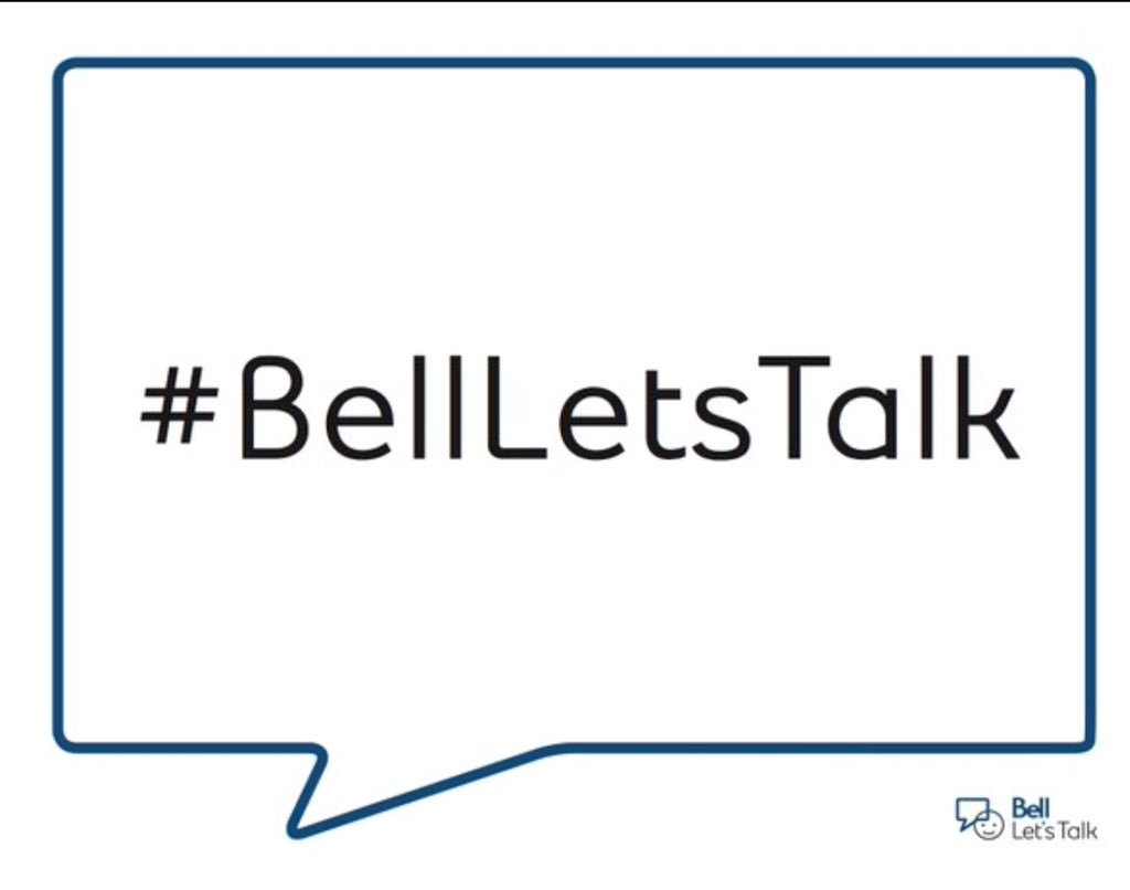 Today Bell will donate 5 cents to Canadian #mentalhealth initiatives for every tweet/retweet with #BellLetsTalk https://t.co/pIeIaBOYUe