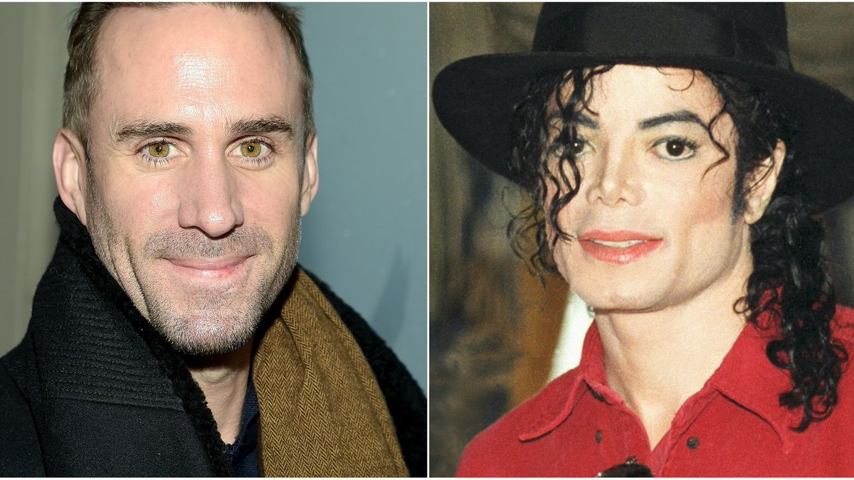 Joseph Fiennes will play Michael Jackson in a TV Movie and the internet is not happy: