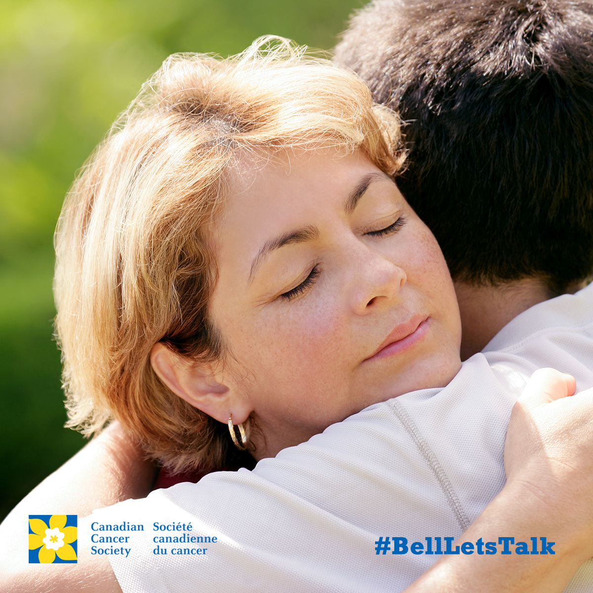 #Cancer can come with a wave of #emotions. We're here for you. Call 1-888-939-3333. #BellLetsTalk https://t.co/EPzHb9EGB3