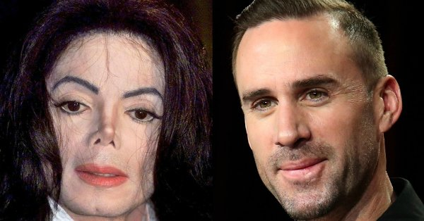 Joseph Fiennes is playing Michael Jackson & a lot of people are NOT happy about it: