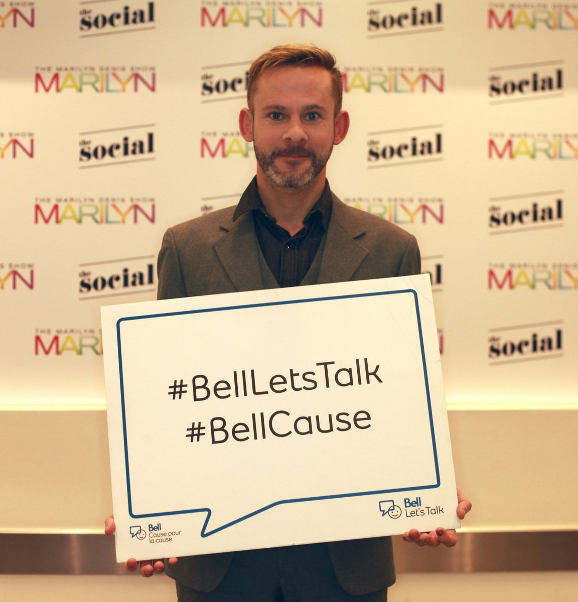 #BellLetsTalk Day is here! Spread the word and let's end the stigma around mental illness. @DomsWildThings https://t.co/gXWZnB6S3e