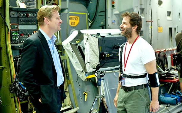 Zack Snyder asked Christopher Nolan if he should do BatmanvSuperman: