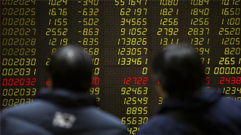 Analysis: Behind the global stock market plunge of 2016