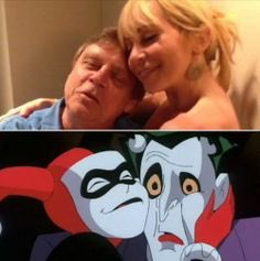 @HamillHimself What was it like working with the equally legendary @tarastrong? You two are VA gods. https://t.co/E13pFzXAaX
