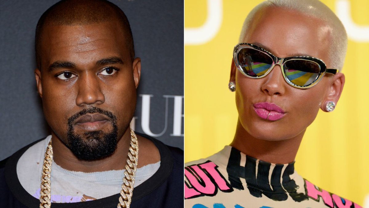 Amber Rose Had The Last Word In Kanye's Slut-Shaming Rant
