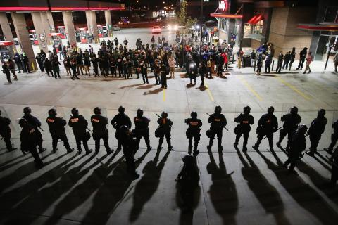 Ferguson reaches tentative deal with Justice Department to address biased policing