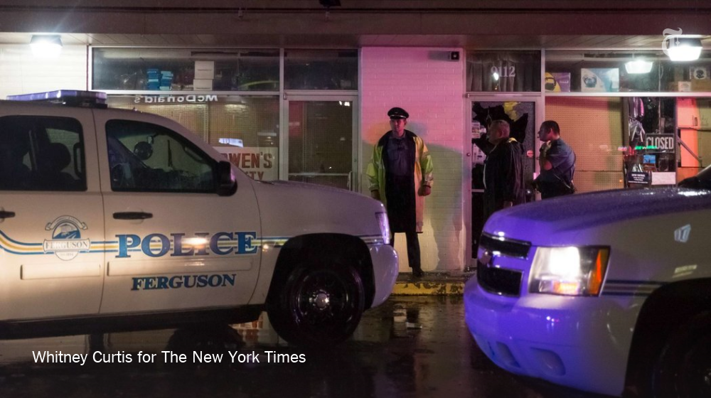 Ferguson and the Justice Department reach agreement to fix the city's policing operations
