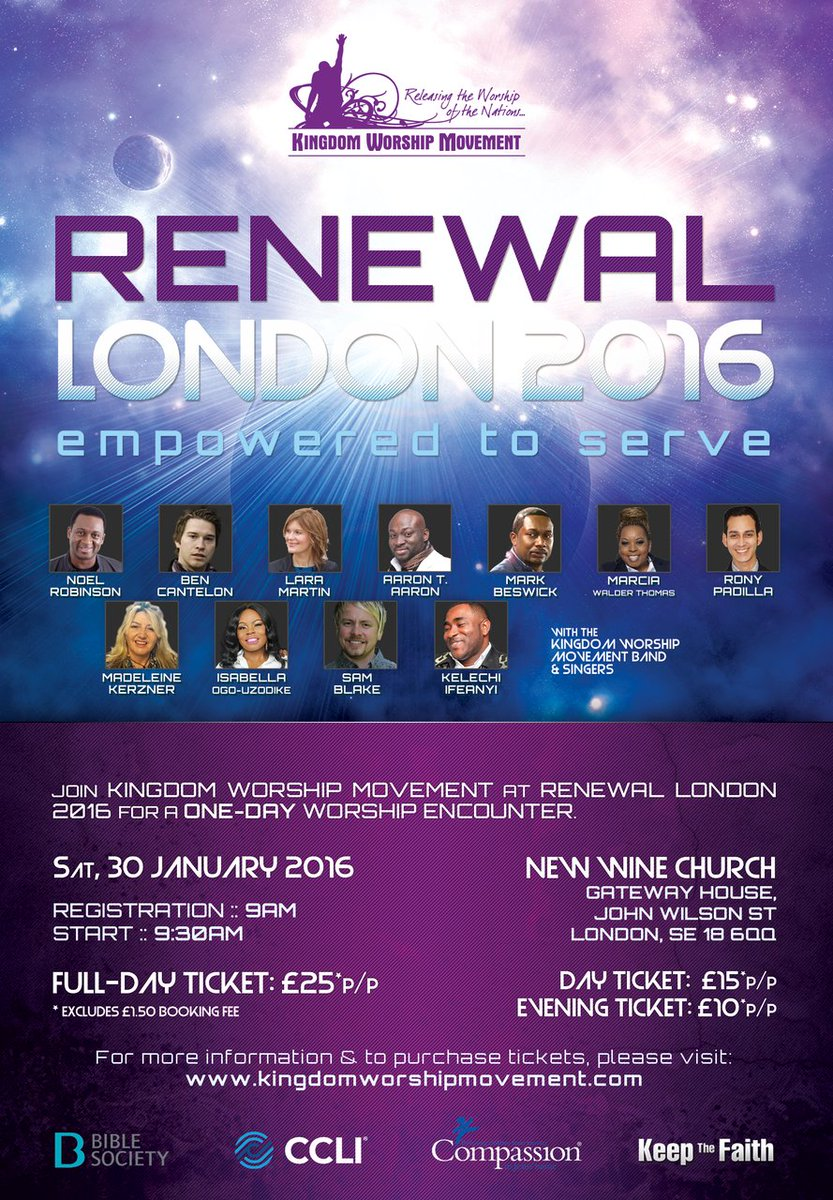 Only 2 Days to go until Renewal London 2016! #Renewal16 Have you purchased your tickets yet? https://t.co/JRUFTGGeTW https://t.co/7HPbBR2xxU