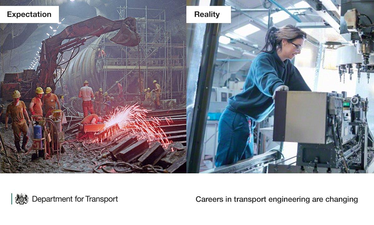 We need more women to apply for #apprenticeships in engineering. Make your mark https://t.co/Pijl7Iw1Mv #GirlsinSTEM https://t.co/xebSltoOsS