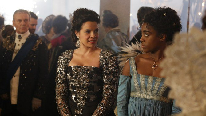 Review: Shondaland's StillStarCrossed on ABC