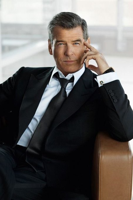 Happy birthday Pierce Brosnan!