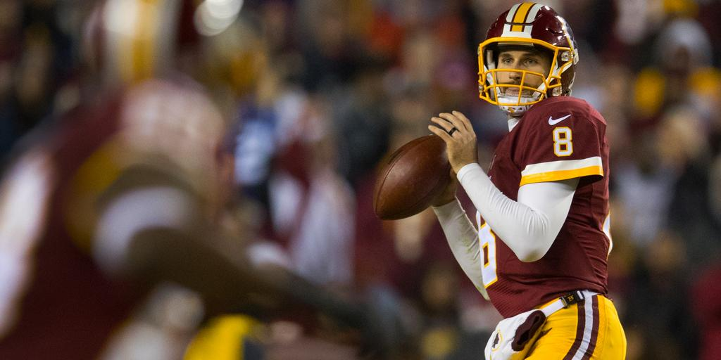 1 question. 6 NFL experts answered.  Is Kirk Cousins a franchise quarterback? https://t.co/iKXdT07IsS https://t.co/U1bdojC4lU