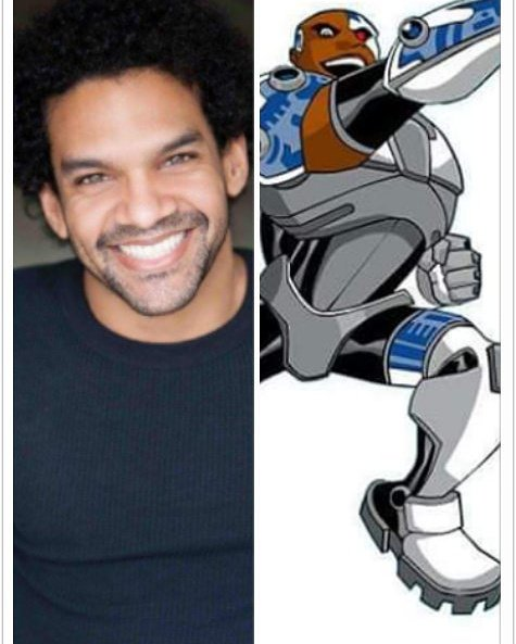 Happy Birthday to this awesome dude! Happy Birthday Khary Payton