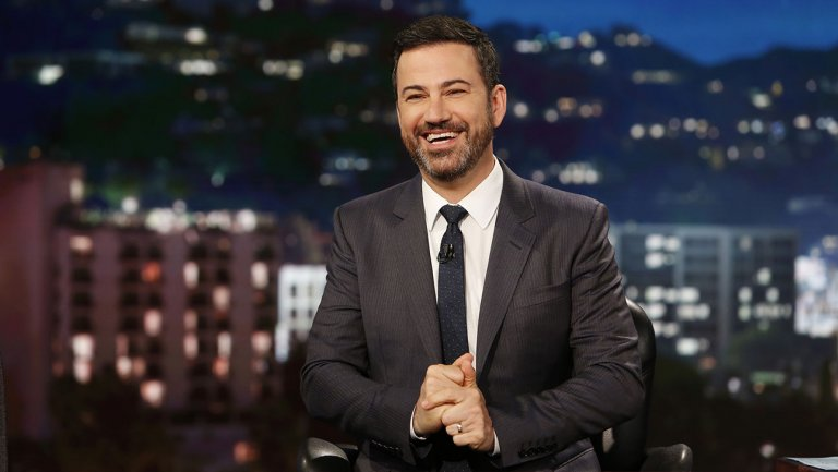 Jimmy Kimmel and Justin Theroux team for live sitcom special at ABC