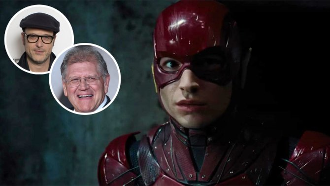 #TheFlash Robert Zemeckis and Matthew Vaughn are vying for the directing job