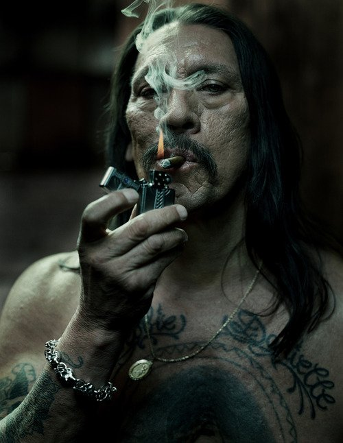 Happy 73rd birthday Danny Trejo!
