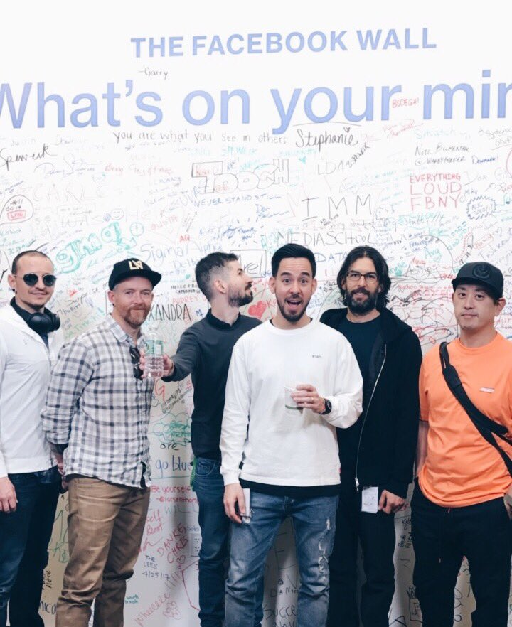 Thank you @facebook / @instagram NYC for your hospitality. #OneMoreLight �� https://t.co/FSme5UK7YP