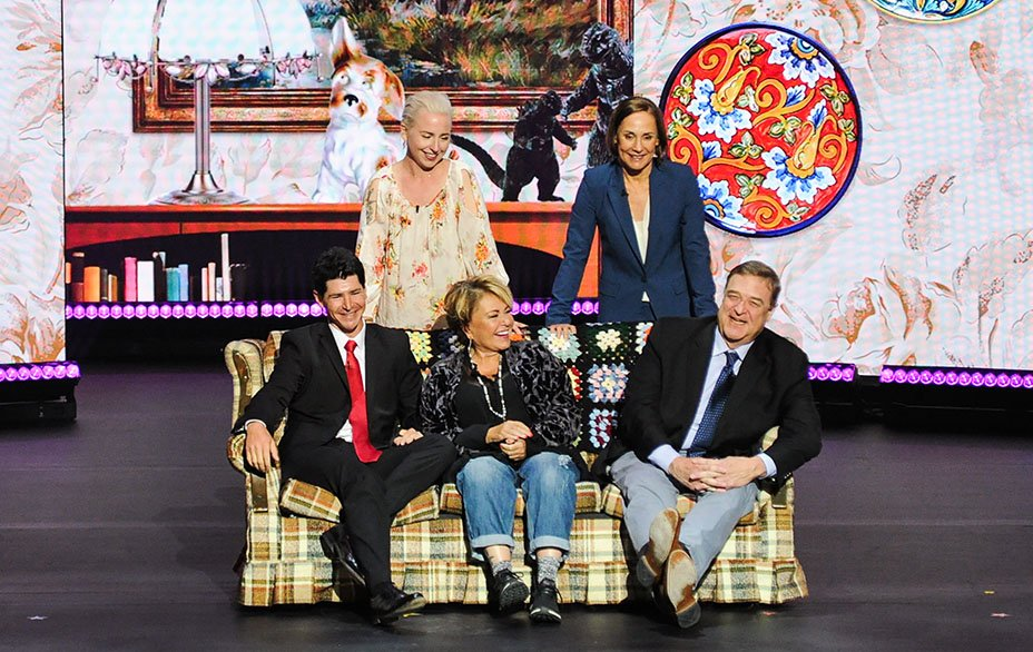 ABC Upfront: Roseanne, a Scandal Sendoff and the Absentee Roaster