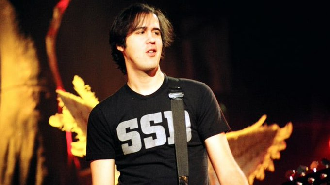 Happy Birthday To Krist Novoselic