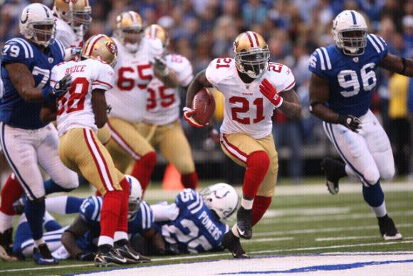 Happy Birthday to an absolute all-time great, Frank Gore.