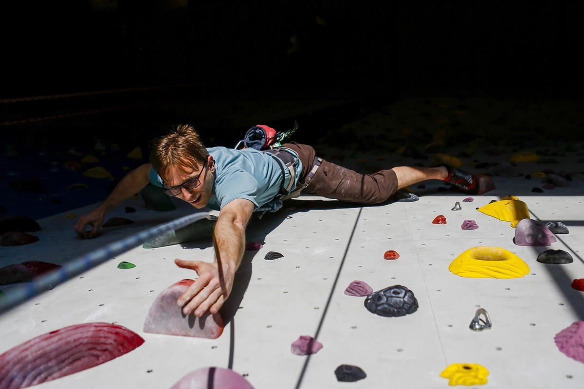 U. professor uses 3-D printing to replicate climbing routes