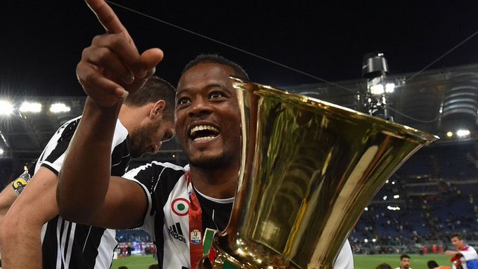 Happy birthday to former Juventus left-back Patrice Evra, who turns 36 today.  Games: 82 Goals: 3 Assists: 7 : 5