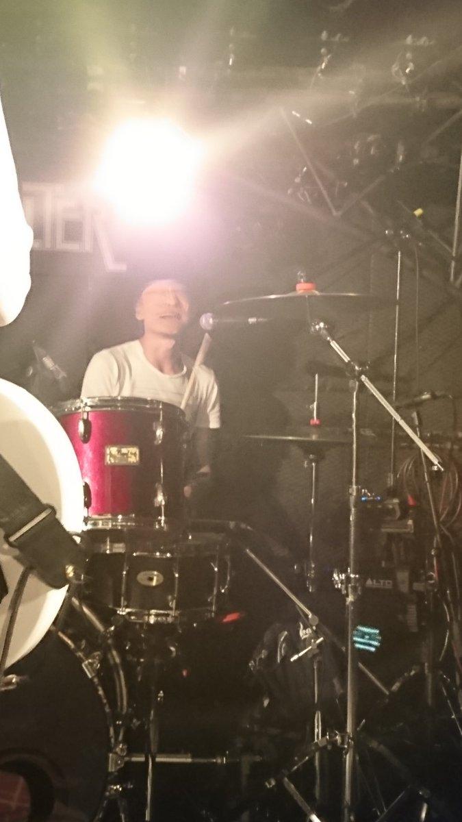 モノクローム LIVE写真②5/14 下北沢SHELTER#モノクローム #LIVE #下北沢SHELTER