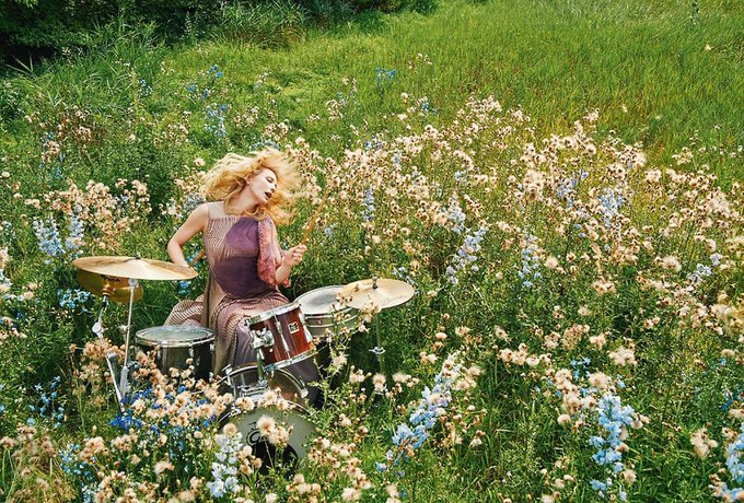 Happy Birthday Cate Blanchett  photographed by Ryan McGinley