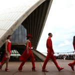 Mercedes-Benz Fashion Week Sydney: Dion Lee sets sail at the Opera House