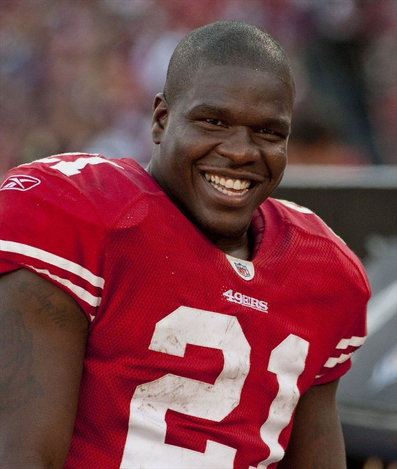 Happy Birthday to my favorite 49er of all time! Frank Gore!
