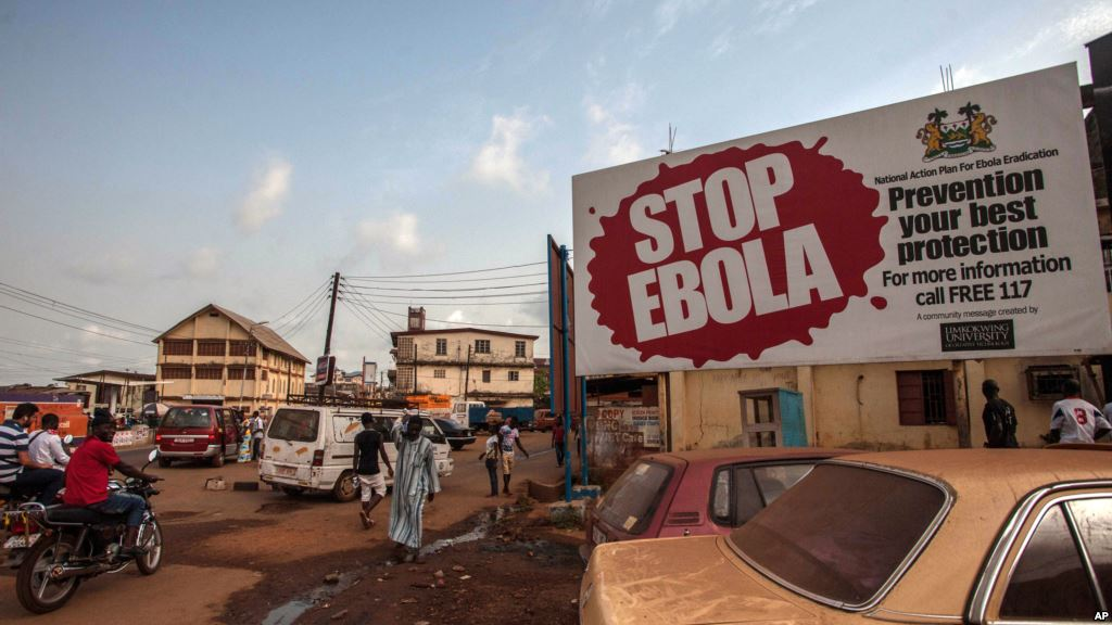 Ebola Virus Outbreaks in Africa